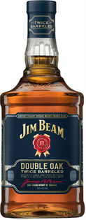 Jim Beam Bourbon Double Oak 1.00l